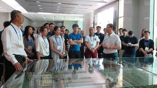 粤青年侨商齐聚惠州寻创新发展之路