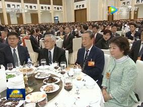 张茵、古润金等多位侨商受邀出席国庆招待会