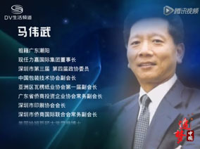 追梦中国--力嘉国际集团董事长马伟武(下)