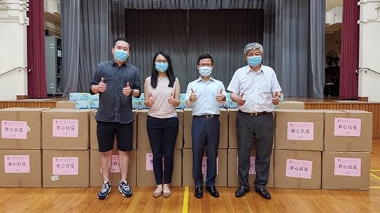 青委会副主任王敏珠获特区政府授勋