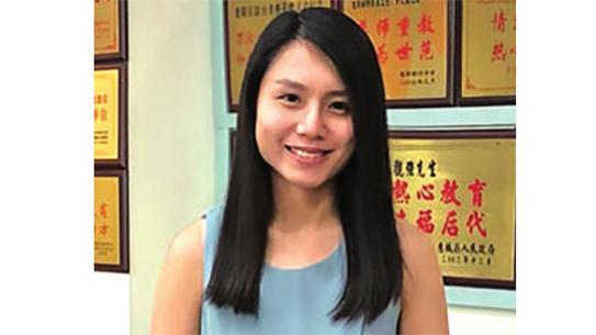 王敏珠:港青北上谋求机遇发展 拥护祖国支持香港抗疫
